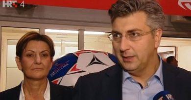Plenković i Dalić