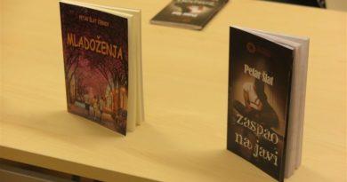 knjige Petra Šlat ist