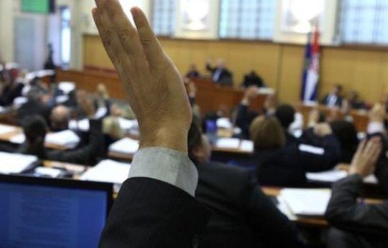 sabor glasovanje