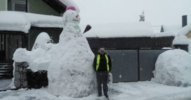 Danko i snješko ist
