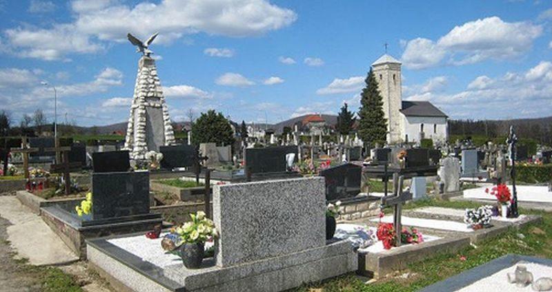 Groblje Sv. Jakov