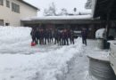 Zameo nas….snijeg!