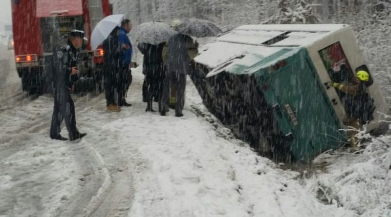 bus mu snieg z ist