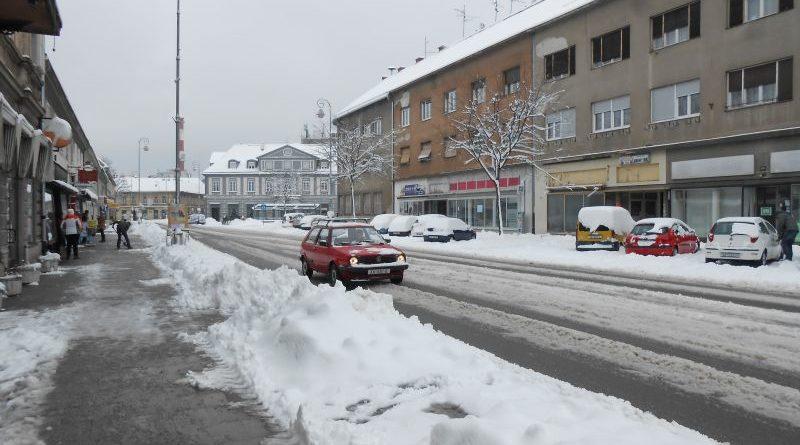 karlovac snijeg