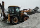 U tijeku akcija odvoženja snijega
