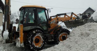 čišćenje snijega ist