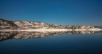 Marinko jezero mraz m