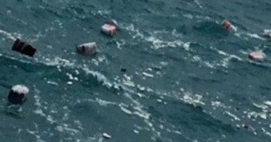 paketi u moru