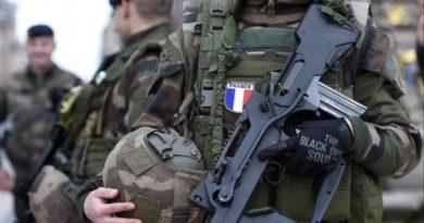 policija francuska