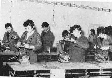 Ogulin nekad – počeci obrtničkih škola