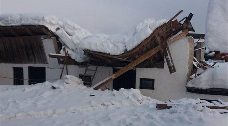 srušena kuća ist