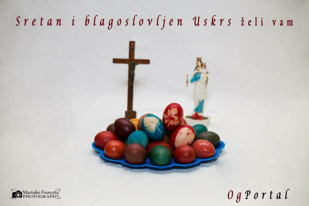 Uskrs čest Marinko