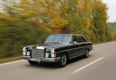 50 godina: Mercedes-Benz 300 SEL 6.3, kraljevska sportska ikona