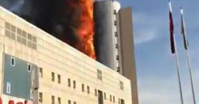 požar bolnica istanbul ist