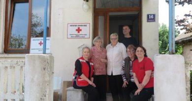 Crveni križ u novom prostoru ist