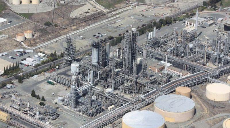 rafinerija nafta plin ist