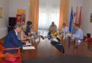 Sastanak s predstavnicima DUSZ-a