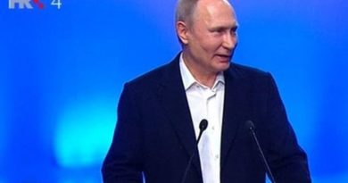 Putin upozorava na drugu Srebrenicu ako Kijev ne usvoji zakon o amnestiji