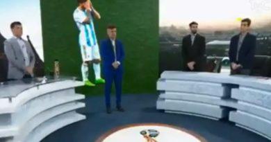 Nakon poraza od Hrvatske, na argentinskoj TV minuta šutnje