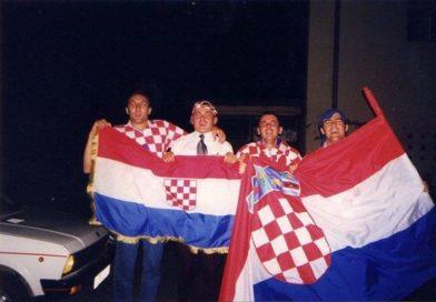 Ovako smo navijali 1998.