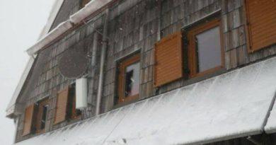 snijeg u sloveniji