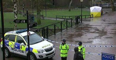 britanska policija ist