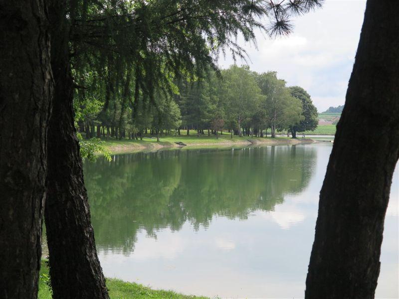 jezero sabljaci ist