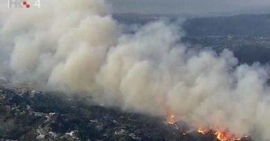 požar kalifornija