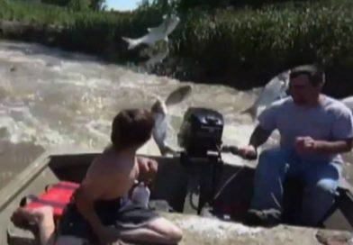 U ribara mokre gaće