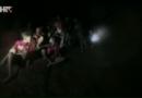 Pronađena momčad izgubljena u spilji u Tajlandu