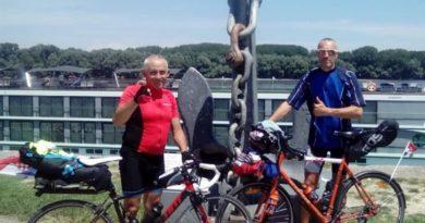 Ogulinci biciklom kroz Hrvatsku
