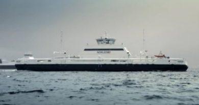Prvi električni trajekt na svijetu plovi norveškim fjordovima