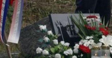 Obilježava se obljetnica pogibije Željka Brozovića