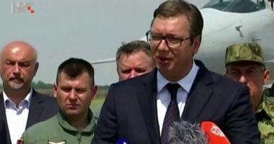 Srbija razmišlja o uvođenju obveznog vojnog roka