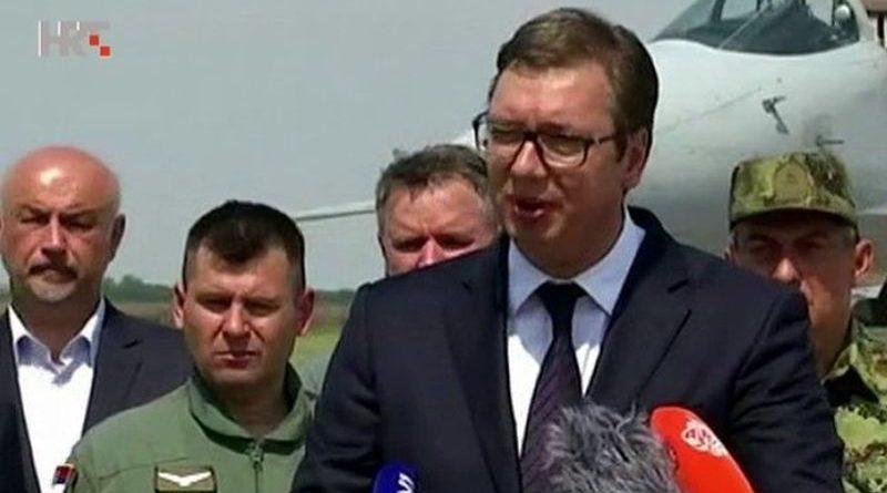 Vučić srbija ist
