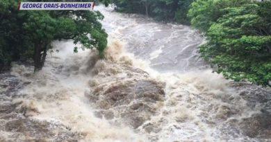 havaji poplava