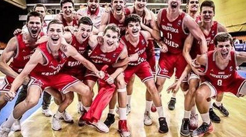 hrvatska reprezentacija u16