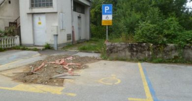 parking trafo ist