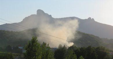 požar pof klekom 2