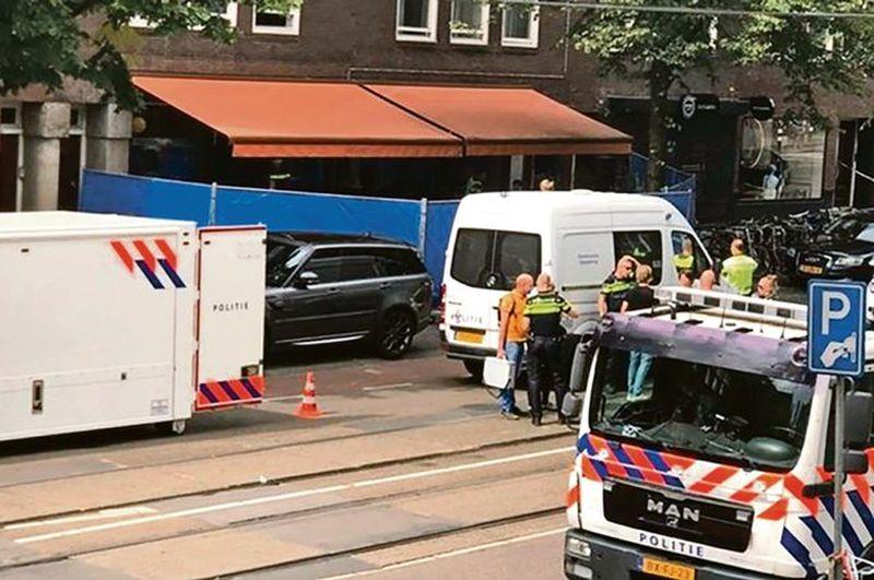 ubojstvo, Amsterdam