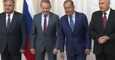 Lavrov u Sarajevu: Daytonskom sporazumu nema alternative