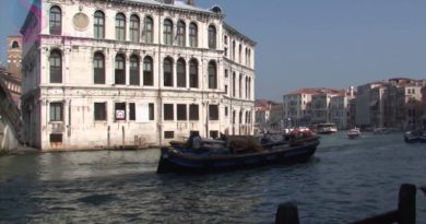 Ponovno plimni val u Veneciji
