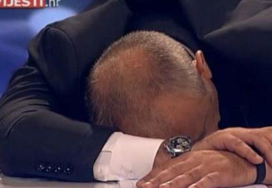 Šprajc je spustio Plenkoviću: 'Zaspao' slušajući njegov govor