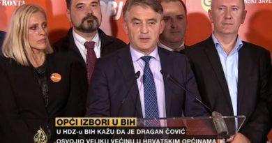 Sad se u glas zna koliku je podršku dobio Komšić, a koliku Čović, ali najavljene su mnoge žalbe…