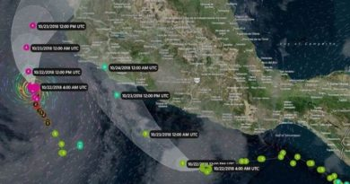 Uragan Willa prijeti meksičkoj pacifičkoj obali