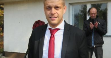 Pero Damjanović ist
