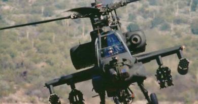 helikopter vojni