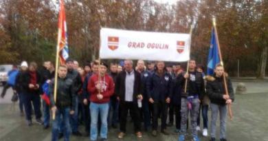 Ogulinci se i dalje sjećaju Vukovarskih žrtava