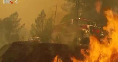 Australijski vatrogasci bore se s požarima koji se približavaju Sydneyu