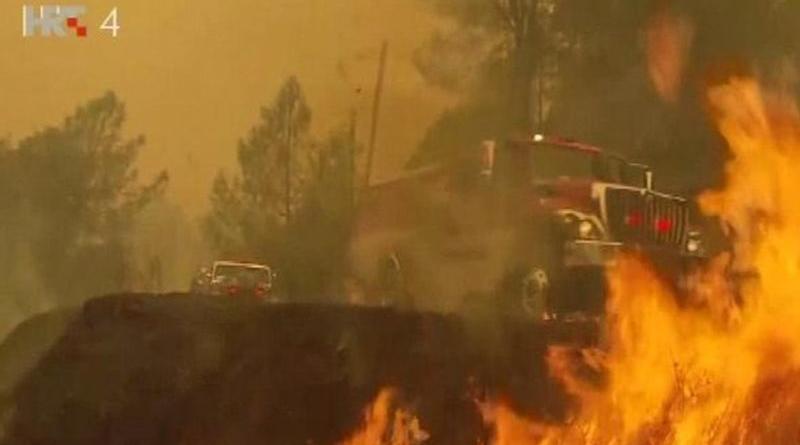 požar kalifornija ist